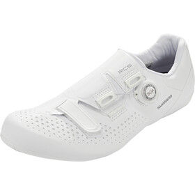 Shimano SH-RC5 Bike Shoes, white